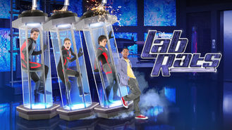 Netflix Box Art for Lab Rats - Season 1